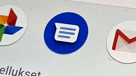 Googlen viestisovellus saa salaustoiminnon.