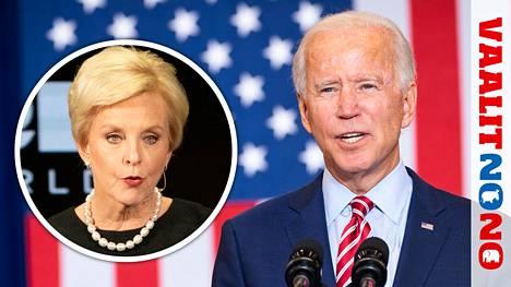 John McCainin leski ilmoitti tukevansa Joe Bidenia presidentiksi