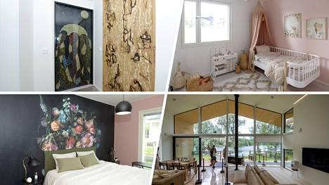 Taide ja luonto näkyvät vahvasti Lohjan asuntomessuilla.