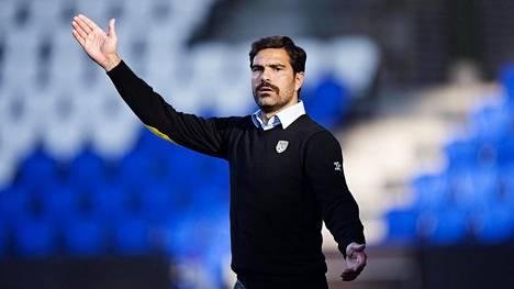 Jose Manuel Roca ei jatka Seinäjoella.