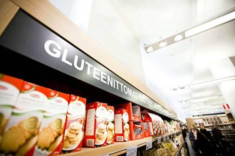 Jotkut valitsevat gluteenitonta ruokaa silloin, kun huvittaa.