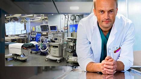 Plastiikkakirurgi Patrik Lassus johti tiimiä, joka teki Suomen ja Pohjoismaiden ensimmäisen kasvosiirtoleikkauksen.
