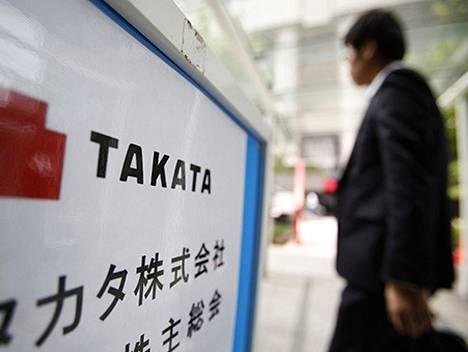 Takata joutui Yhdysvaltojen senaatin kauppakomitean kuulemiseen.