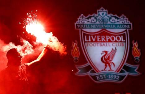 30 vuoden odotus on ohi Liverpoolissa.