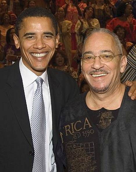 Vaarantaako huono seura Obaman voiton?