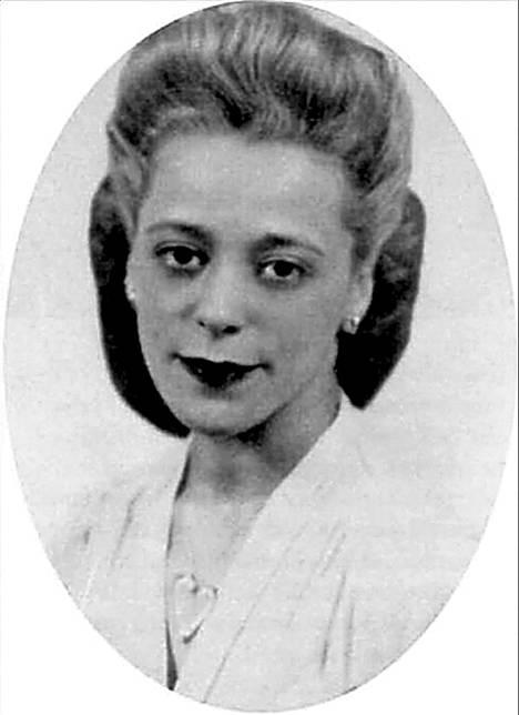 Viola Desmond kuoli jo vuonna 1965. Tämä kuva on painettu Kanadan uuteen kymmenen dollarin seteliin.