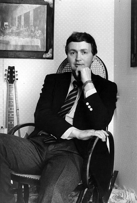 Jukka Kuoppamäki vuonna 1983.