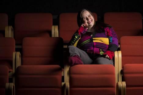 Maritta Viitamäki jää eläkkeelle Jyväskylän Kaupunginteatterista tänä vuonna.