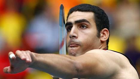 Ihab Abdelrahman sai kahden vuoden kilpailukiellon.