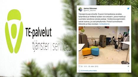Tarjotaan työtä: Järjestyksenvalvoja, Ukemix järjestyksevalvonta Oy, Järvenpää