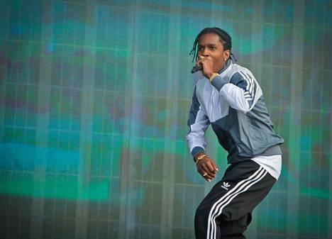 Asap Rockyn on määrä esiintyä Blockfestissä elokuun puolivälissä.