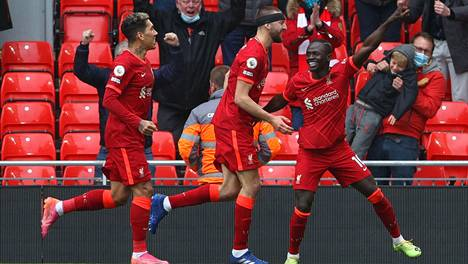 Liverpool pelaa Mestarien liigassa ensi kaudella.