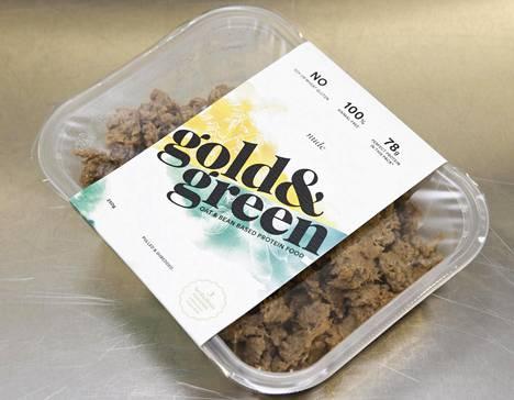 Nyhtökaura myydään 250 g:n pakkauksessa.
