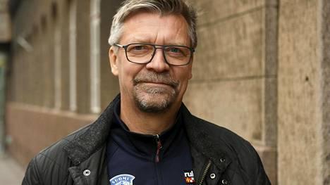 Jukka Jalonen ei katso Venäjän touhua hyvällä.