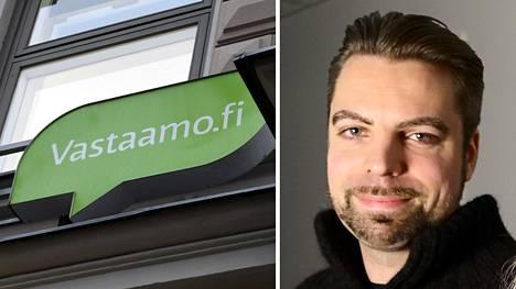 Psykoterapiakeskus Vastaamon toimitusjohtajan tehtävistä vapautettu Ville Tapio kiistää tietäneensä aiemmin Vastaamon ensimmäisestä tietomurrosta.