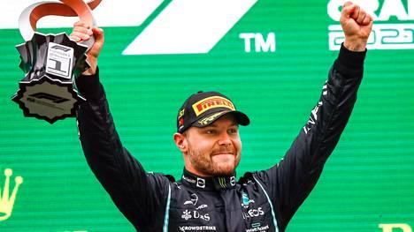 Valtteri Bottas voitti Turkin GP:n.