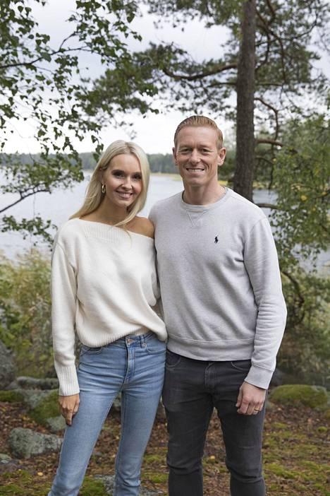 Metti ja Mikael Forssell menivät naimisiin vuonna 2014.