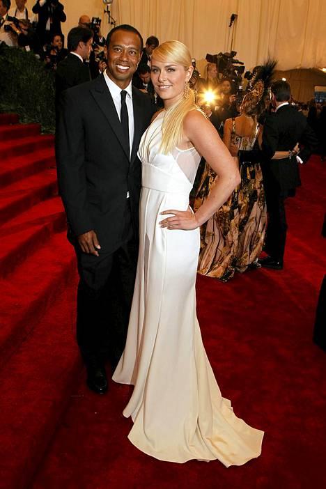 Tiger Woods ja Lindsey Vonn