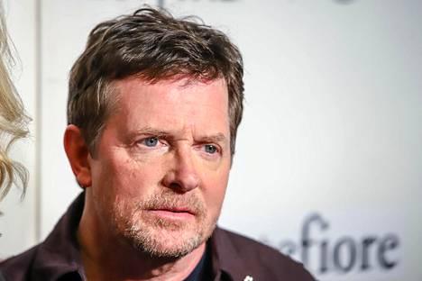 Michael J. Fox vuonna 2019.