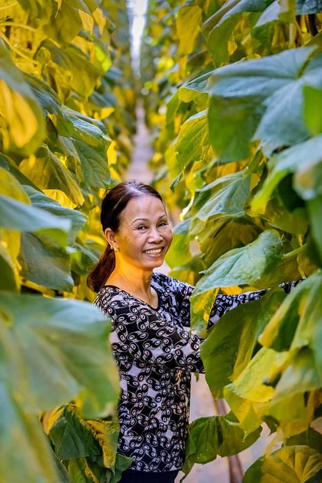 Nguyen Thi Ha asui ennen Suomeen muuttamistaan Hanoissa.
