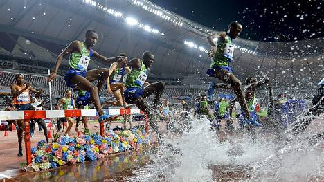 Yleisurheilun MM-kisat järjestetään Qatarin Dohassa syys-lokakuun vaihteessa. Khalifan MM-stadionilla kisattiin toukokuussa Timanttiliigan osakilpailu.