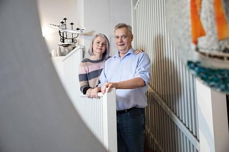 Antti Rinteen ja hänen vaimonsa Heta Ravolainen-Rinteen joulumatka Espanjaan muuttui sairauskertomukseksi.