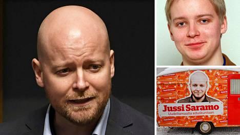 Suomen koulutus-, tiede- ja kulttuuripoliitikasta vastaavaa ministeriötä johtaa ensi joulukuusta alkaen datanomi Jussi Saramo.