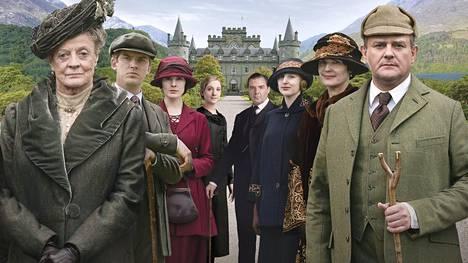 Huippusuositun Downton Abbeyn viimeinen jakso esitetään tänään tiistaina.