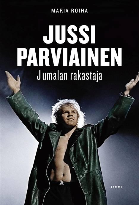 Jussi Parviaisen uutuuskijan kansi.