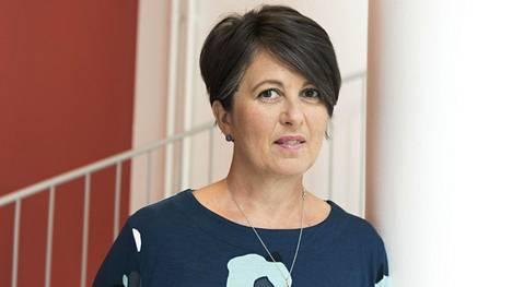 Parisuhdekouluttaja Marianna Stolbow on eronnut miehestään.