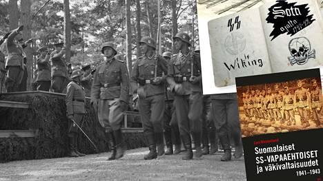 Suomalainen SS-pataljoona kotiutui kesäkuun alussa 1943 kahden vuoden sotaretkeltä.