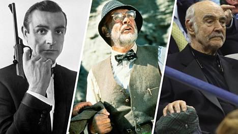 James Bondia ja Indiana Jonesin isää näytellyt Sir Sean Connery täyttää 90 vuotta. Viime vuosina hänet on esiintynyt julkisuudessa harvoin: kolmas kuva on elokuulta 2017.
