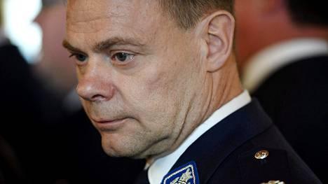 KRP:n päällikkö Robin Lardot ollut sairaalassa perjantaista asti – syytetään virkarikoksesta
