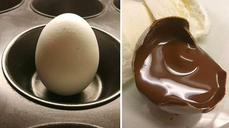 Mitä tapahtuu, kun panee Mignon-munan uuniin? Kokeilimme: lopputulos on uskomattoman herkullinen