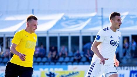 Kuopion Palloseura kävi lähellä euroyllätystä – Tanskan suurseura otti lopulta omansa