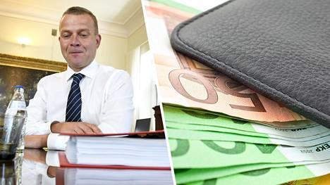 Valtiovarainministeriö alkaa sorvata budjettiesitystä tänään ministeri Petteri Orpon johdolla.
