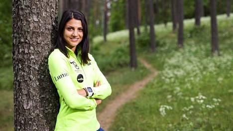 Nooralotta Neziri yhdisti onnistuneesti yliopisto-opinnot ja kokopäiväisen urheilun.