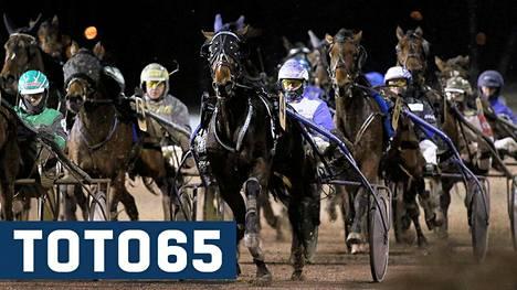 Ravivihje: Toto65 Joensuu 19.4.2019 – 31 966,74 euron jackpot