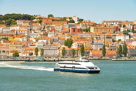Lissabonin suosio kasvaa kasvamistaan.