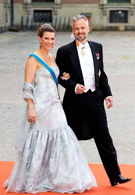 Ari Behn on Norjan prinsessa Märtha Louisen ex-mies.