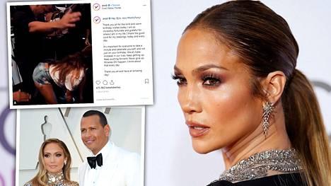 Jennifer Lopezin kihlattu, entinen baseballtähti Alex Rodriguez juhli syntymäpäiväänsä viikonloppuna Floridassa.