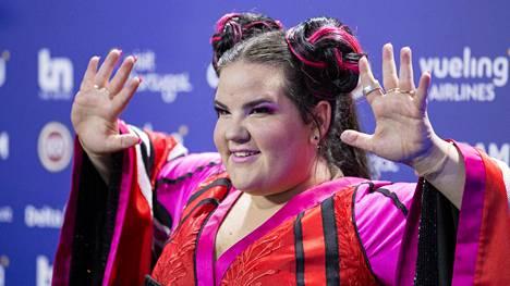 Israelilainen Netta voitti Euroviisut kappaleella Toy.
