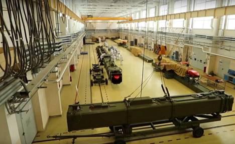 Burevestnik, Naton kirjoissa nimellä SSC-X-9 SKYFALL, on Putinin ylistämä superohjus.