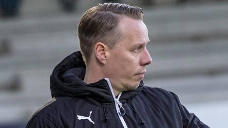 Sami Ristilä on FC Lahden uusi päävalmentaja.