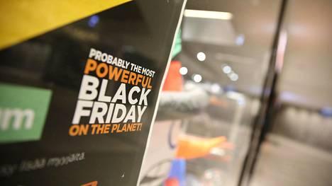Powerin Black Friday -myynti kasvoi kolmanneksella viime vuoteen verrattuna.