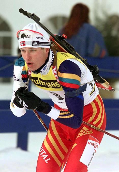 Frode Andresen menestyi myös maailmancupissa. Hän voitti uransa aikana peräti 15 maailmancupin osakilpailua.