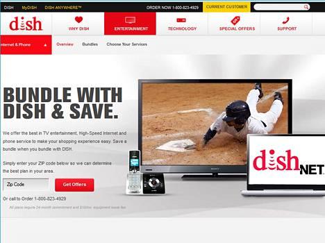 Dish haluaa laajentaa toimintaansa mobiilipalveluihin.