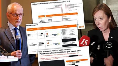 Postin hallituksen puheenjohtaja Markku Pohjola ilmoitti 29. marraskuuta, että Postin suunnitelmilla ja pakettilajittelun liikkeenluovutuksella Posti Palvelut Oy:hyn on ollut omistajaohjauksen tuki. Sirpa Paatero jätti eronpyyntönsä pian Pohjolan ilmoituksen jälkeen.