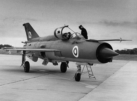 Suomen ilmavoimille hankittiin vuosina 1978–86 yhteensä 26 MiG-21bis-konetta. Niistä kuusi tuhoutui onnettomuuksissa.