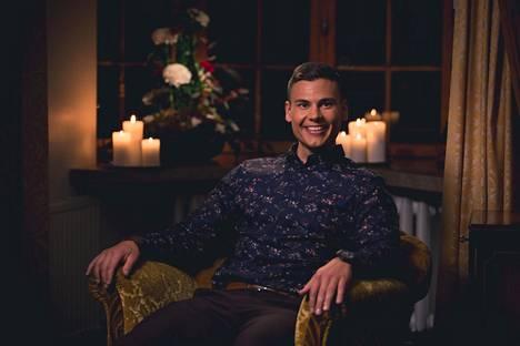 Christoffer Forsman on uusi Bachelor Suomi.